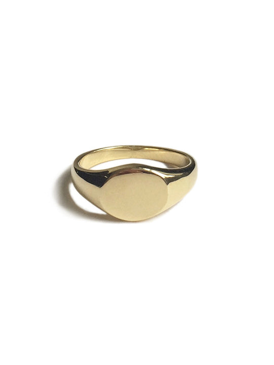 Tarin Thomas Arthur Signet Ring - shoparo