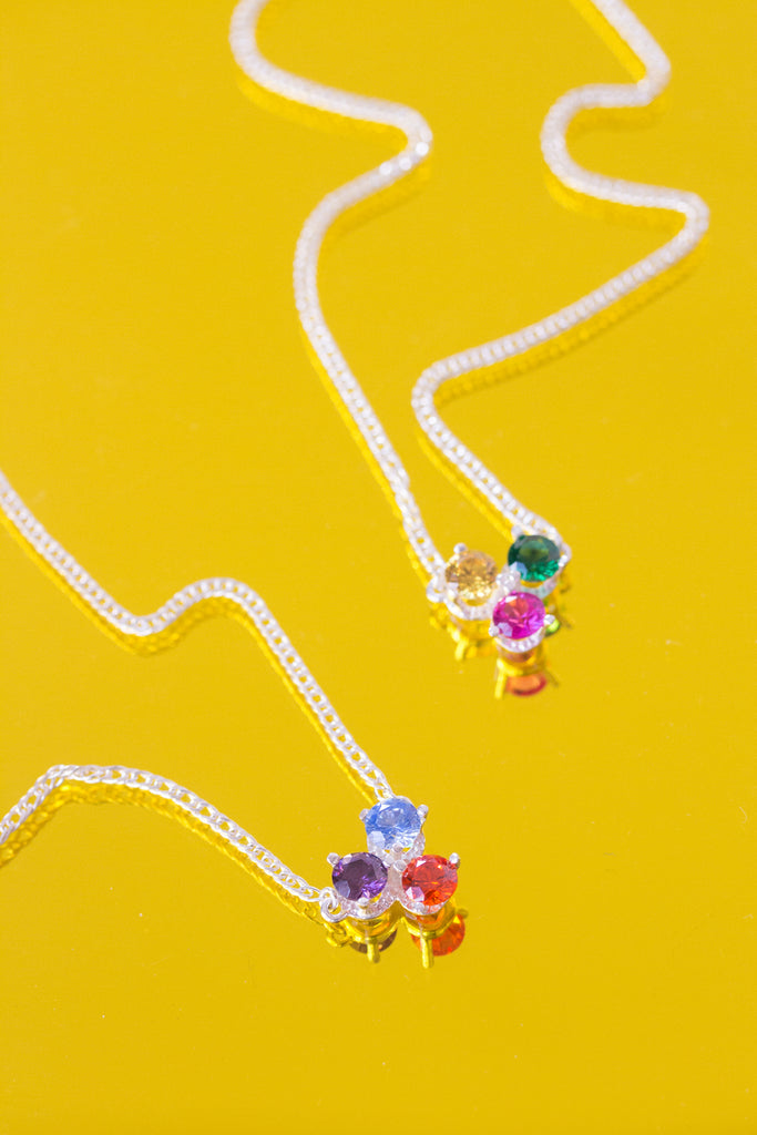 Tres Gotitas Necklace