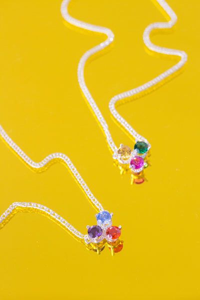 Tres Gotitas Necklace - shoparo