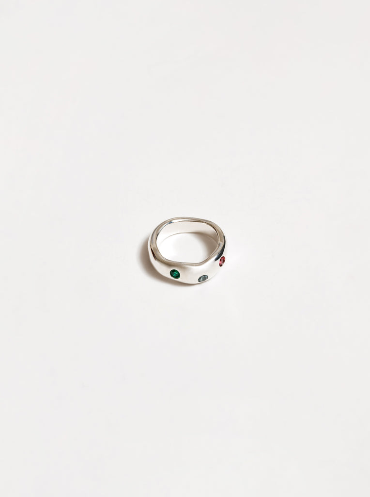 Ophelia Ring in Silver