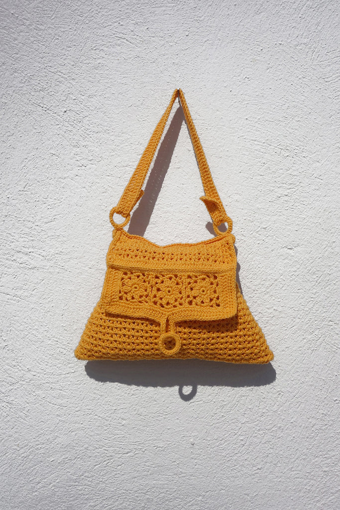 Kiki Crochet Bag