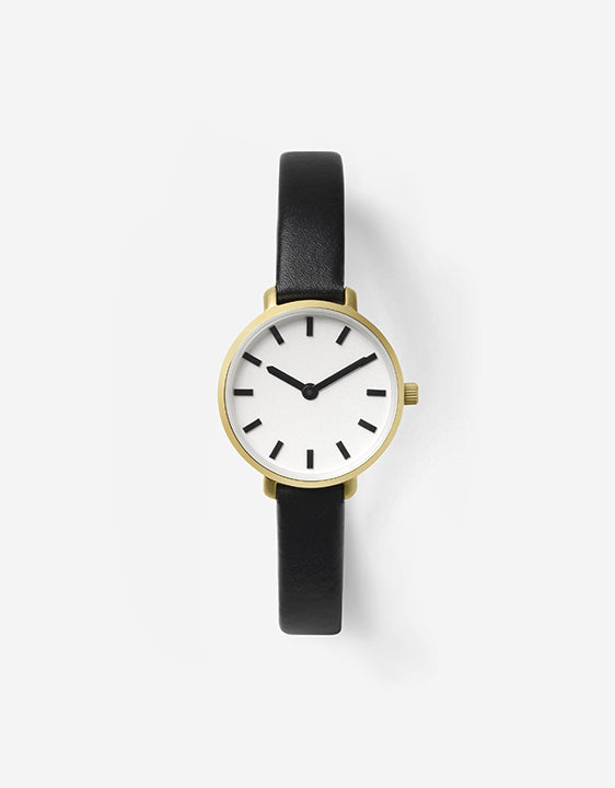 Breda Beverly Watch - Black