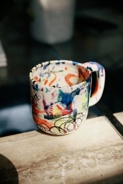 Wacky Mug - Colorful