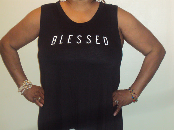 Blessed Asymmetrical Top