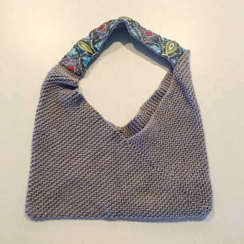 Knitting Skills:  Knit a Bento Bag - Wednesday 7th, 21st March and 4th April