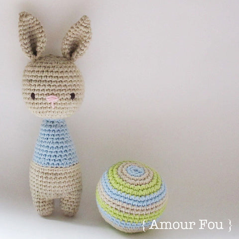 Amigurumi Bunnies & Rattles, Monday 12th & 19th February 2018