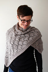 Clare Devine Workshop:  Shawl Knitting Toolkit, Sunday 28th October 2018