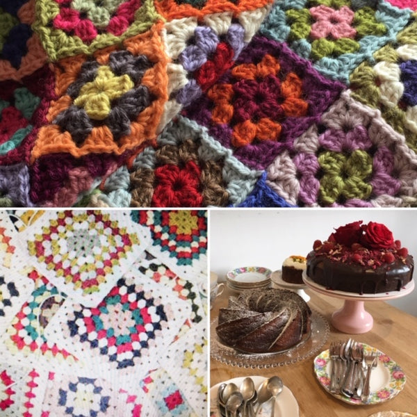 Beginner's Crochet class at Calico and Ivy, Perth