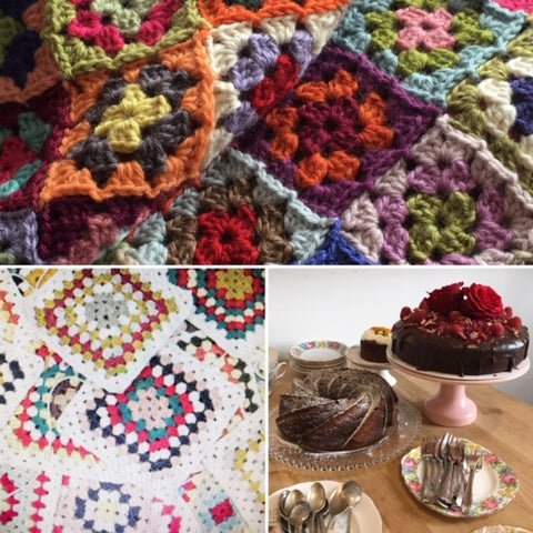 Learn to crochet with Calico and Ivy