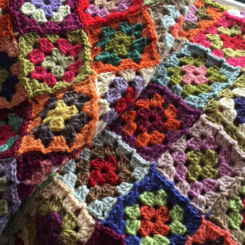 Beginner's Crochet - 3 classes, Saturday 5th, 12th & 19th May, 2018