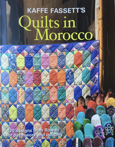 Kaffe Fassett's 'Quilts in Morocco'