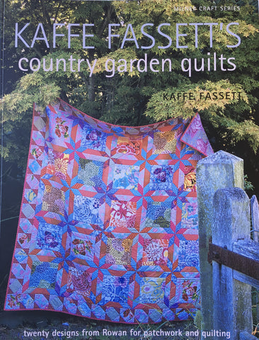 Kaffe Fassett's 'Country Garden Quilts'