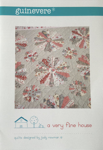 Guinevere Quilt Pattern