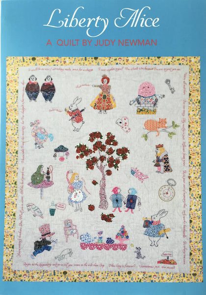 Liberty Alice Quilt Pattern