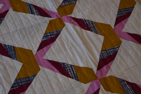 Learn Improv quilting with Calico and Ivy