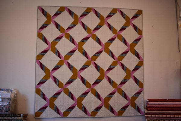 Improv quilting class with Elissa at Calico and Ivy