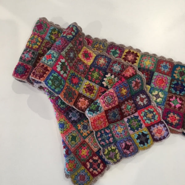 Miniature Granny Squares, 1:30pm to 4:00pm, Saturday 3rd November 2018