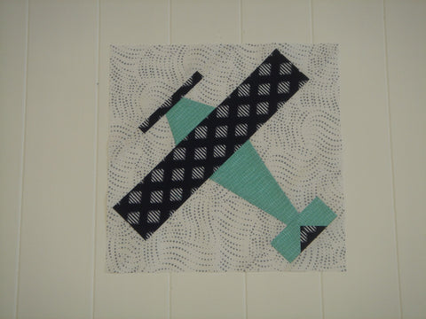 "The ""SQUADRON LEADER"" Baby Quilt:  Saturday 16th June from 12:45pm to 3:15pm"