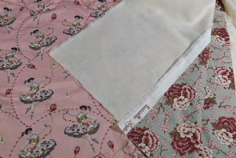 Learn to quilt by hand at Calico and Ivy