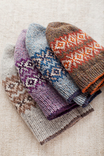 Introduction to Fair Isle Knitting - 4 Evening classes, beginning Monday 15th October 2018