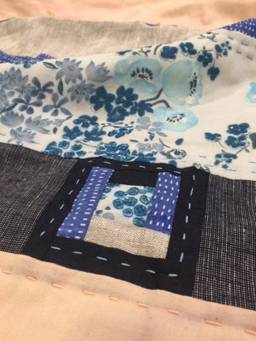 Beginner's Quilting:  Wednesday mornings for 5 weeks from 7th February to 7th March 2018