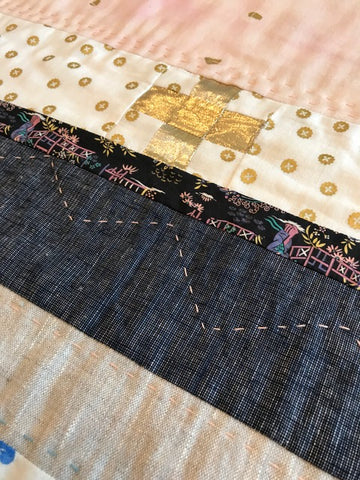 Beginner's Quilting:  Wednesday mornings for 5 weeks from the 28th August 2019