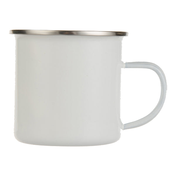 Personalised Custom Printed Enamel Mug - Bulk Orders
