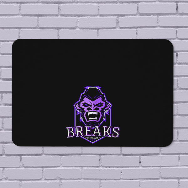 SPORTS CARD BREAK MAT - RUBBER MAT - CARD MAT
