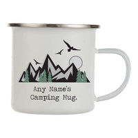 Personalised Camping Mugs