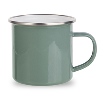 Enamel Coffee Mugs | Personalised Camping Mugs | Wholesale + Bulk Orders