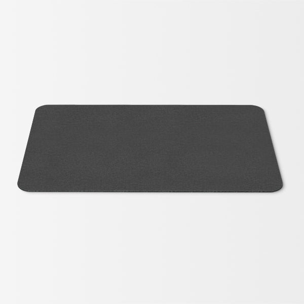 BLACK MAT | Tabletop Game Mat | Battle Mats | Gaming Mat | Wargames Terrain | 60 cm x 35 cm