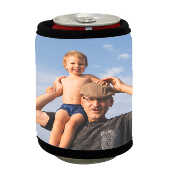Stubby Holder - Neoprene Can Cooler with Velcro | Personalised Gifts