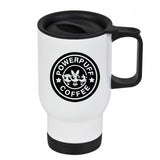 Personalised Funny Travel Coffee Mug Printing