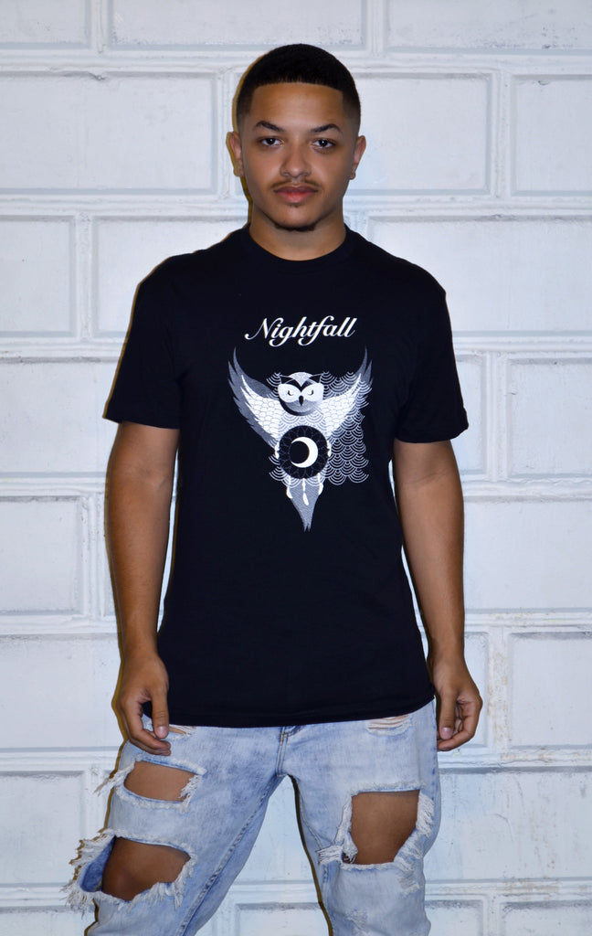 Nightfall Owl Tee