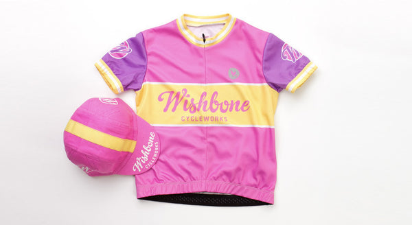Toddler & Kid Bike Jersey