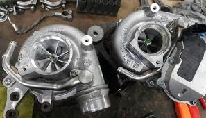 "ByDesign 991 ""Stealth"" Upgraded Billet 68mm VTG Hybrid TURBO's - PAIR - Porsche 991"