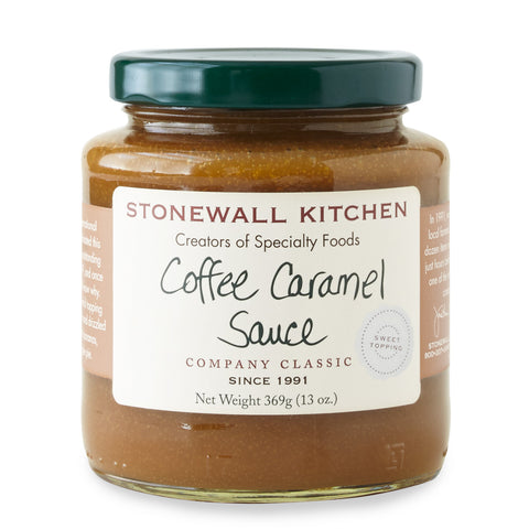 Coffee Caramel Sauce