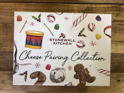 Christmas Cheese Pairing Selection