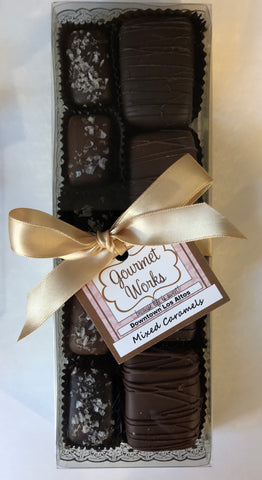 Mixed Caramels Box