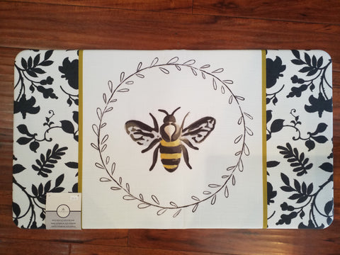Bee Indoor Mat