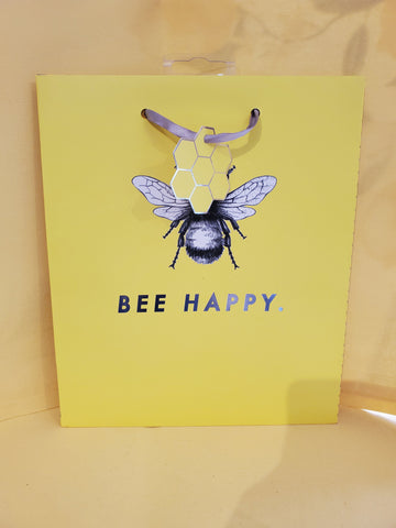 Bee Happy Gift Bag