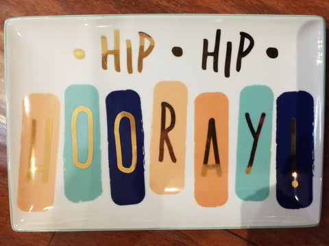 Hip Hip Hooray Tray