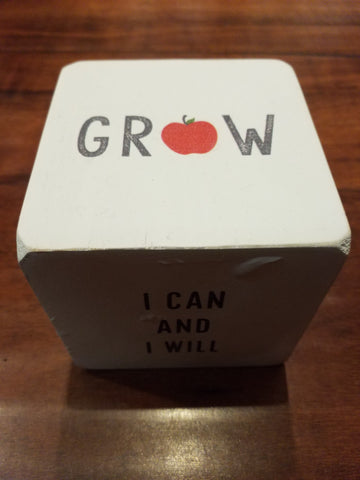 White Teacher Sentiment Box