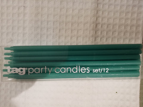 Long Green Candles