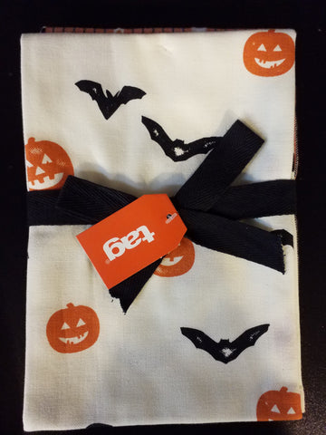 Spooky Fun Dish Towel Set of 2