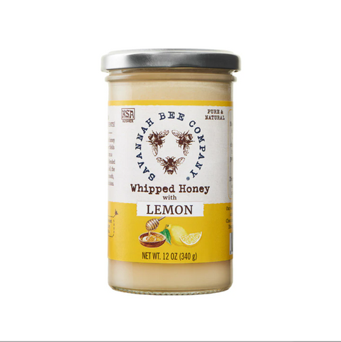 Whipped Honey with Lemon