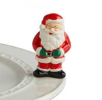 Nora Fleming Mini - father Christmas
