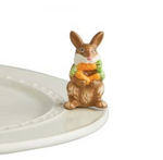 Nora Fleming Mini - funny bunny