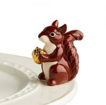 Nora Fleming Mini - mr. squirrel