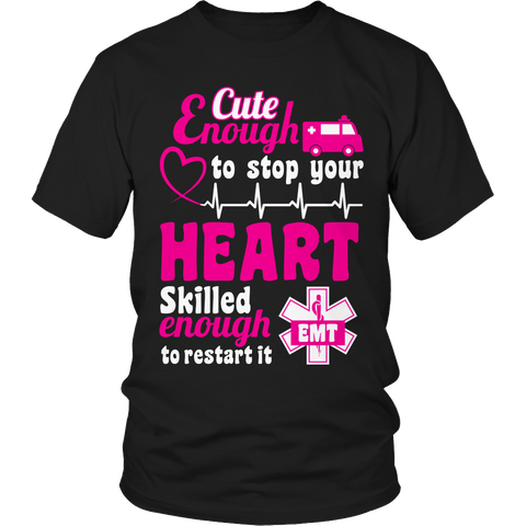 Limited Edition - Cute Enough To Stop Your Heart